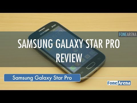 samsung galaxy star games video