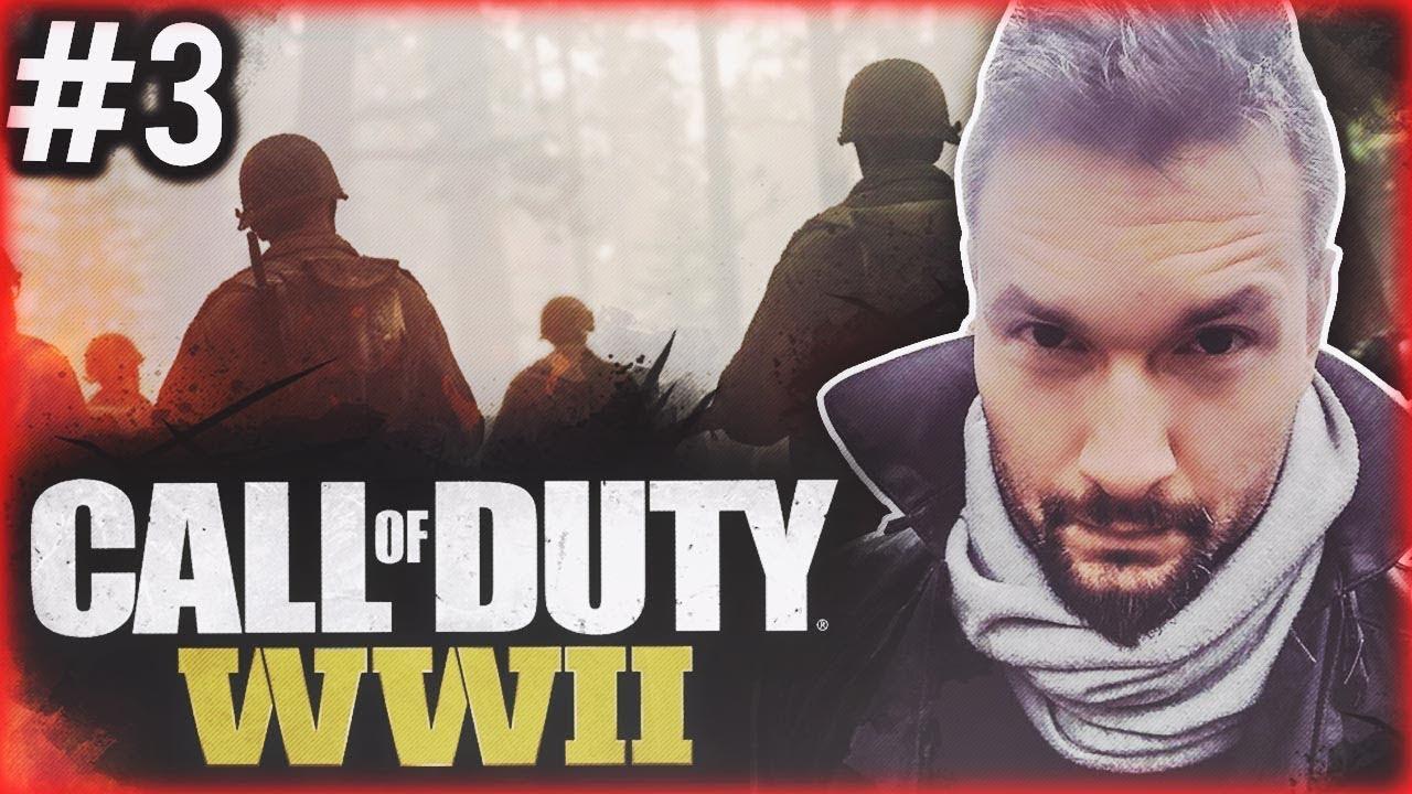 SNAJPER Z WIEŻY   CALL OF DUTY: WWII – KAMPANIA #3 TWIERDZA