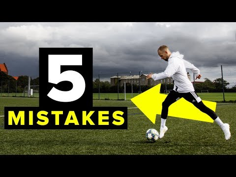 These 5 mistakes make you an average player
