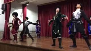 Dance Lekuri by ensemble Babylon 2018