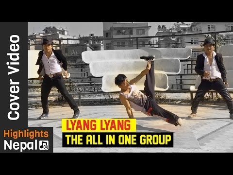 Lyang Lyang Cover Video by All in One Group | New Nepali Movie Romeo Song | Contestant No 03