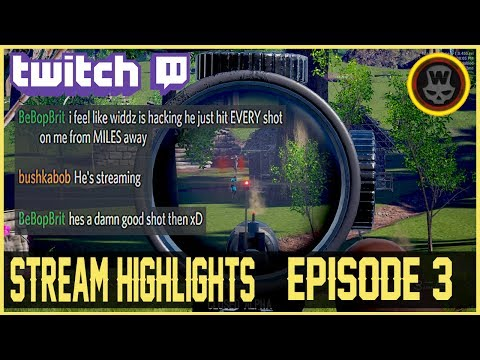 I feel like widdz is hacking.. Stream Highlights #3 (Islands of Nyne)