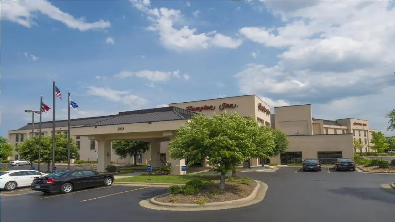 Hampton Inn Mount Airy Hotels North Carolina