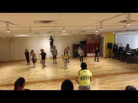 Kiss The Sky / Jason Derulo (Kids Hip Hop Classes by I LOVE DANCE)