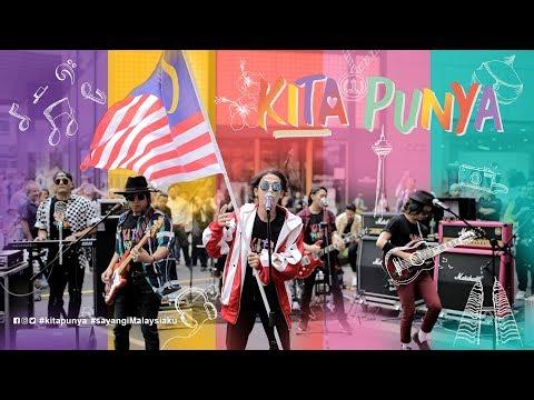 [MUZIK VIDEO] KITA PUNYA MALAYSIA  - BUNKFACE | #KITAPUNYA