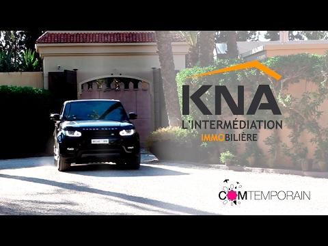 KNA LUXURY REAL ESTATE MOROCCO by COMTEMPORAIN AGENCE DE COM&EVENT