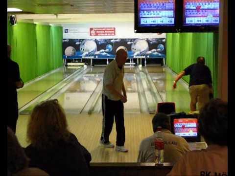 Bowling i Svalöv - 090909