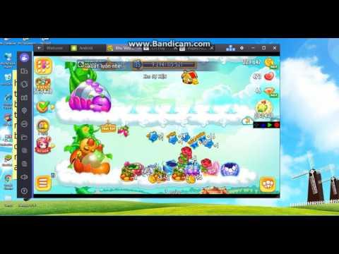 hack kim cuong khu vuon tren may android - Hack Khu Vườn Trên Mây - Auto cày vàng Khu vườn trên mây Mobile (Cách 2 )