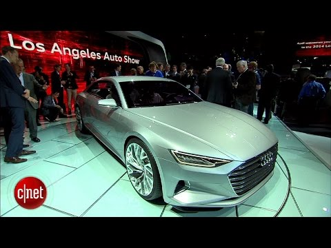 Car Tech - Audi Prologue Concept