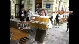 Лучшие приколы с пивом!