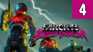 Far Cry 3 Blood Dragon Gameplay Walkthrough - Part 4 Save the Nerd Ultra PC DLC Let