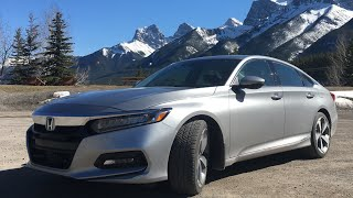 2018 Honda Accord Touring 2.0: Better than the 1.5? - TheDriveGuyde Review