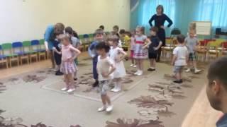 Открытый урок в детском саду