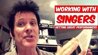 [LIVE] Working with singers and getting great performances - Warren Huart: Produce Like A Pro