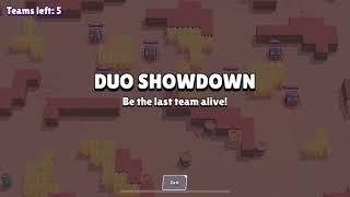 Brawl Stars Duo Showdown 4/5/19