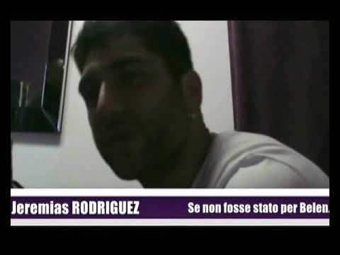 Angela Failla Intervista Jeremias Rodriguez