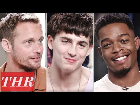 Timothée Chalamet, Russell Hornsby, Colin Farrell & More Share Movies They Loved as Kids  TIFF 2018