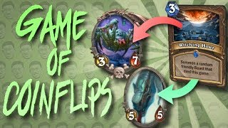 A GAME OF COINFLIPS - Standard Constructed - The Witchwood