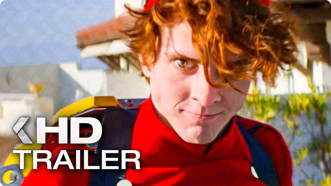 DIE ABENTEUER VON SPIROU & FANTASIO Trailer German Deutsch (2019)