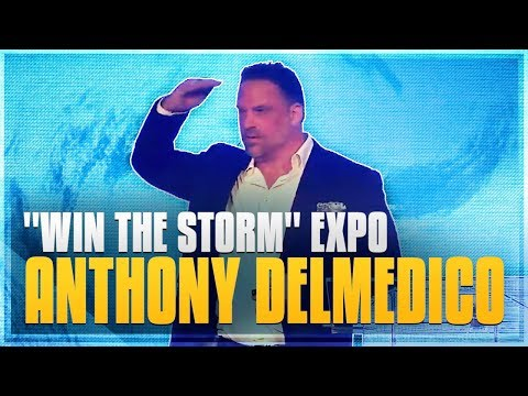 """Anthony Delmedico,  SVG CEO and HOST - """"Win The Storm"""" Conference and Tradeshow Expo"""