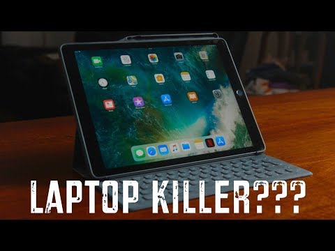 Can An IPad Pro Replace A Laptop? | IPad Pro 12.9