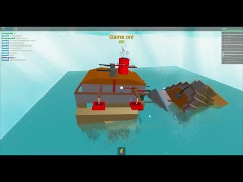 Ship Sinking Simulator - PFS