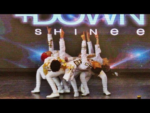 Intro + Everybody 샤이니 SHINee — CountDown (K-POP World Festival 2017, Chile)
