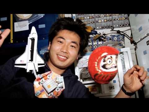 Expedition 38 Flight Engineer Koichi Wakata