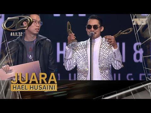 #AJL32 | Juara | Hael Husaini