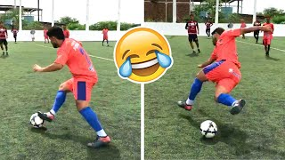 BEST FOOTBALL VINES 2021 - FAILS, SKILLS & GOALS #15