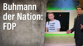 Christian Ehring: FDP – Buhmann der Nation
