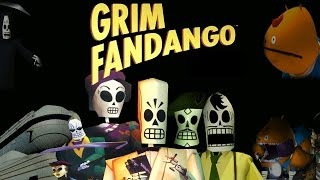 Why Grim Fandango Is My Favorite Game Of All-Time