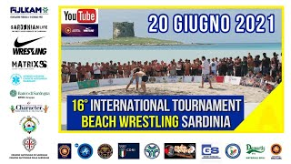 16° TORNEO INTERNAZIONALE BEACH WRESTLING SARDINIA