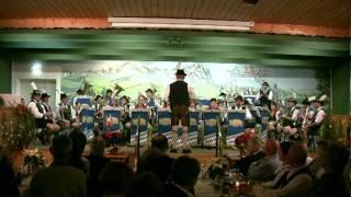 Selina gespielt von der Blaskapelle Frieding