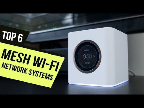 6 Best Mesh Wi Fi Network Systems 2019 Reviews