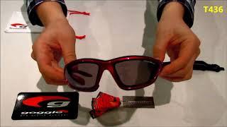 Очки маска Goggle T436   обзор