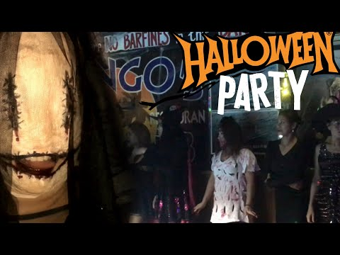 Halloween Party in Subic Bay Philippines