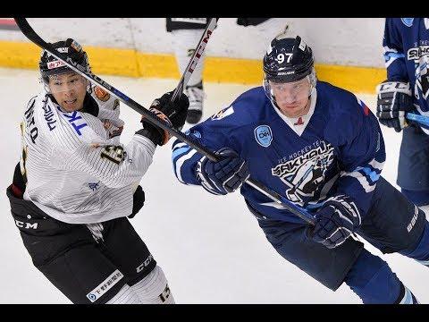 ALIH. Sakhalin - Free Blades 2-nd game. 15.10.18