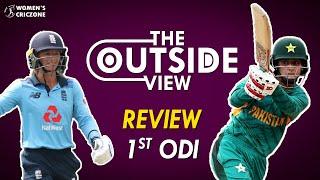 The Outside View: Pakistan vs England - 1st ODI Review
