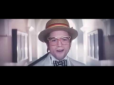 Rocket Man - I'm Still Standing Scene (Taron Egerton, Elton John) letöltés