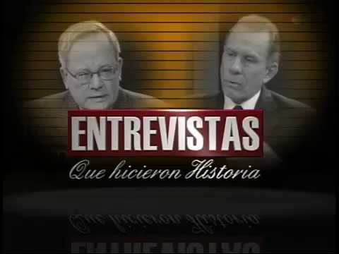 Entrevista realizada a Ricardo Belmont por Cesar Hildebrandt en Canal 11 (2009)