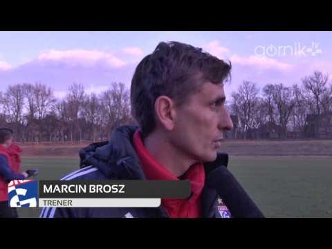 Trener Brosz ocenia sparing z MFK Frýdek-Místek