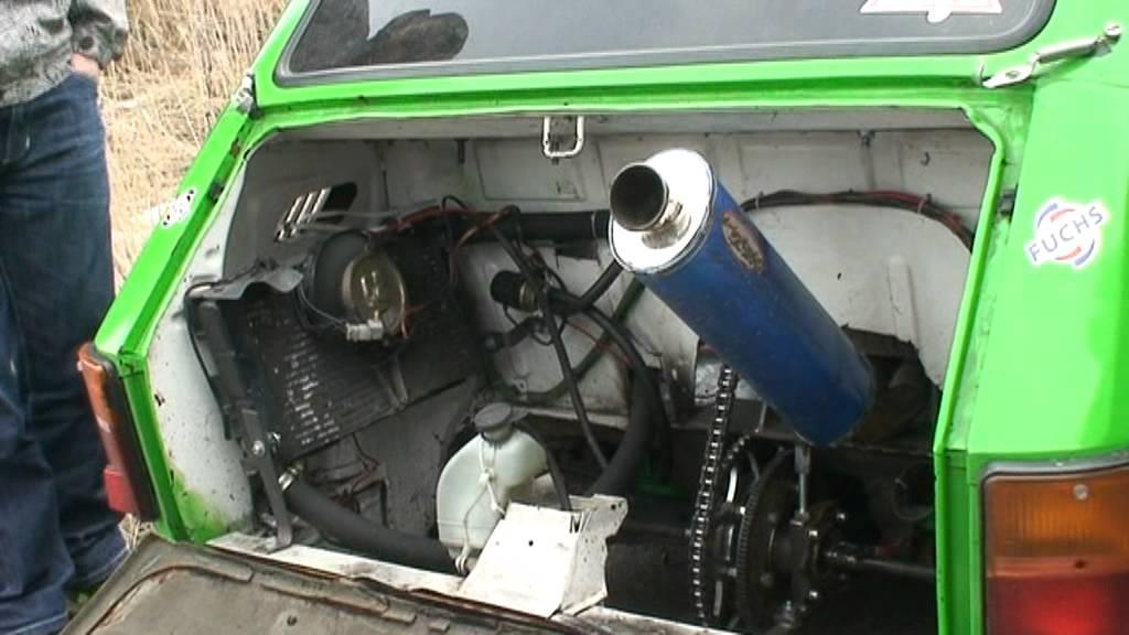 Powt 243 Rka Z Azot 243 W Fiat 126p Silnik Cbr Youtube