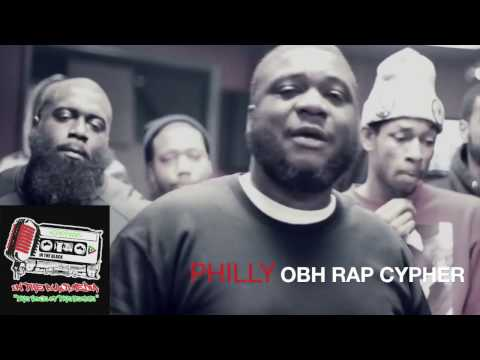 """AR-AB OBH """"PHILLY CYPHER"""" LEFT MIC ON FIREEE!!"""