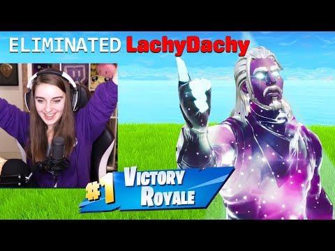I Eliminated Lachlan...