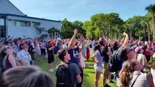 SpaceX Dragon CRS-8 launch @ Kennedy Space Center, 08/04/2016