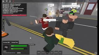 Roblox Eastbrook: Riot (North West Ambulance Service) Part 1