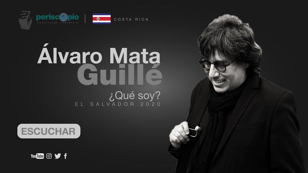 Álvaro Mata Guillé «Qué soy»