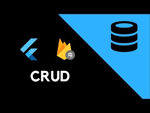 Flutter - Firestore CRUD (Reading and writing)