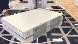 Vue 360° du nouveau serveur Cisco ENCS